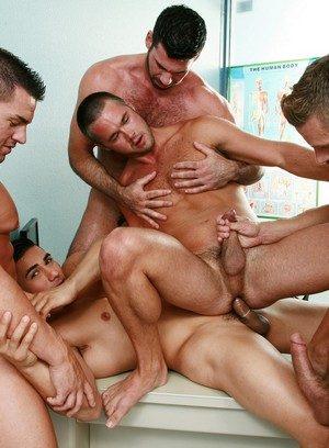 Good Looking Guy Billy Santoro,Braden Charron,Landon Conrad,Mike De Marko,Topher Di Maggio,