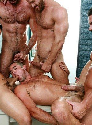 Hot Lover Billy Santoro,Braden Charron,Landon Conrad,Mike De Marko,Topher Di Maggio,