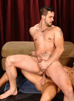 Hunky Gay Phenix Saint,Rocco Reed,