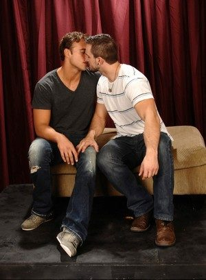 Cute Gay Phenix Saint,Rocco Reed,
