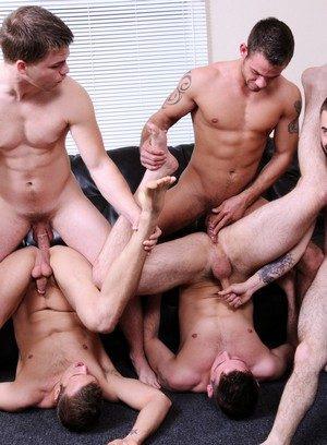 Hunky Gay Josh Long,Jimmy Johnson,Duncan Black,Cooper Reed,Connor Patricks,