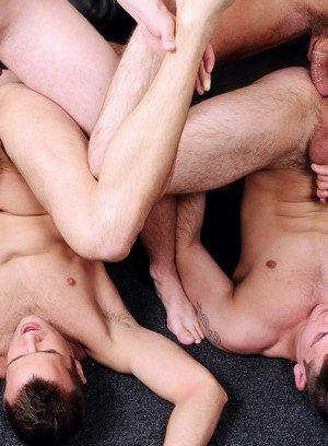 Cock Hungry Guy Connor Patricks,Cooper Reed,Duncan Black,Jimmy Johnson,Josh Long,
