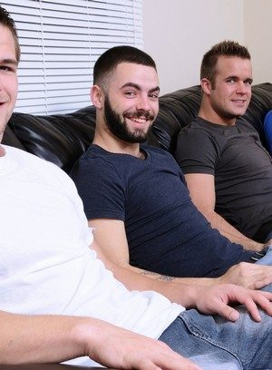 Sexy Gay Connor Patricks,Cooper Reed,Duncan Black,Jimmy Johnson,Josh Long,