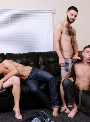 Muscle man Connor Patricks,Cooper Reed,Duncan Black,Jimmy Johnson,Josh Long,
