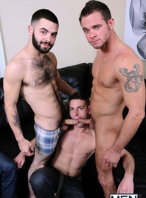 Sexy and confident Connor Patricks,Cooper Reed,Duncan Black,Jimmy Johnson,Josh Long,