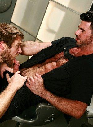 Wild Gay Billy Santoro,Colby Keller,