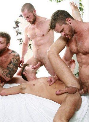 Naked Gay Adam Herst,Colby Jansen,Colby Keller,Landon Conrad,Jd Phoenix,
