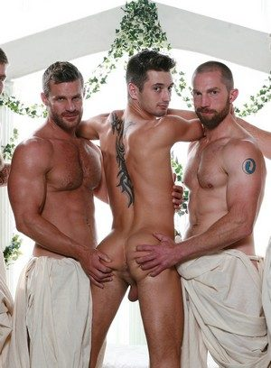 Sexy Guy Adam Herst,Colby Jansen,Colby Keller,Landon Conrad,Jd Phoenix,