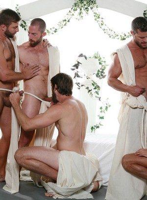 Big Dicked Gay Adam Herst,Colby Jansen,Colby Keller,Landon Conrad,Jd Phoenix,