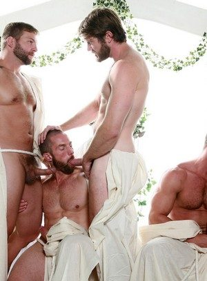 Wild Gay Adam Herst,Colby Jansen,Colby Keller,Landon Conrad,Jd Phoenix,