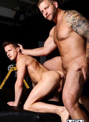 Hunky Gay Colby Jansen,Darius Ferdynand,