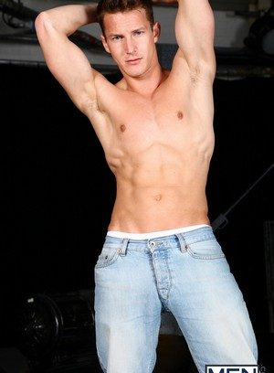 Cute Gay Darius Ferdynand,Colby Jansen,