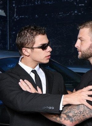 Sexy and confident Colby Jansen,Paul Walker,