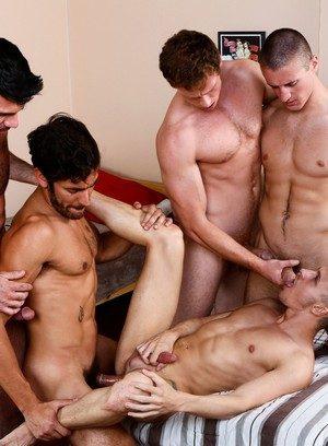 Cocky Boy Connor Kline,Colden Armstrong,Billy Santoro,Dale Cooper,Connor Maguire,