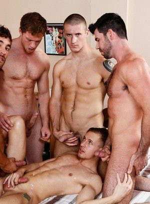 Horny Gay Colden Armstrong,Billy Santoro,Dale Cooper,Connor Maguire,Connor Kline,