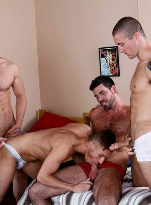Handsome Guy Colden Armstrong,Billy Santoro,Dale Cooper,Connor Maguire,Connor Kline,
