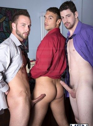 Sexy Gay Rocco Reed,Chris Bines,Andrew Stark,
