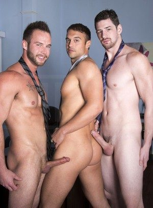 Big Dicked Rocco Reed,Chris Bines,Andrew Stark,