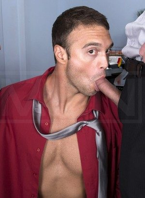 Handsome Guy Chris Bines,Rocco Reed,Andrew Stark,