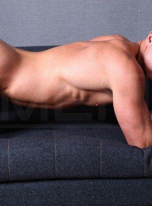 Muscle man Topher Di Maggio,
