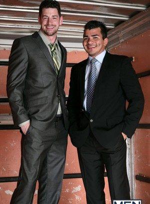 Hot Guy Andrew Stark,Enrique Romo,