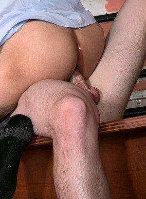 Sexy and confident Andrew Stark,Enrique Romo,