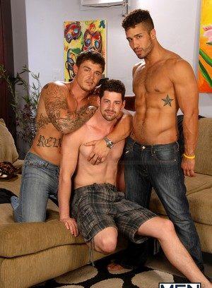 Hot Guy Andrew Stark,Sebastian Young,Trey Turner,