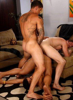 Hot Lover Andrew Stark,Sebastian Young,Trey Turner,