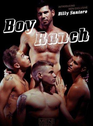 Hot Gay Billy Santoro,Felix Warner,