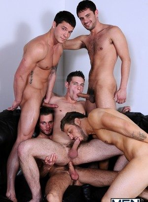 Hunky Gay Haigen Sence,Cooper Reed,Donny Wright,Duncan Black,