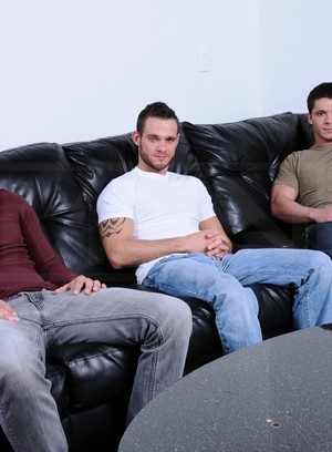 Sexy Gay Donny Wright,Cooper Reed,Haigen Sence,Duncan Black,