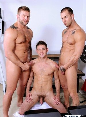 Cock Hungry Guy Rod Daily,Duncan Black,Colby Jansen,
