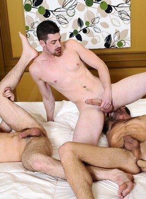 Cocky Boy Andrew Stark,Duncan Black,Mike De Marko,