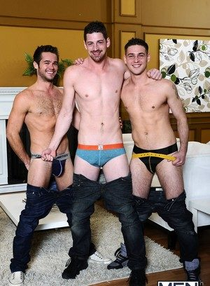 Sexy Gay Mike De Marko,Duncan Black,Andrew Stark,