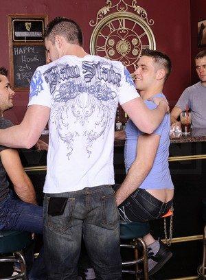 Big Dicked Gay Andrew Stark,Duncan Black,Mike De Marko,