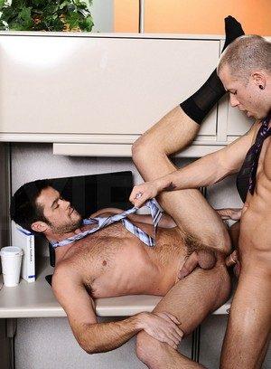 Naked Gay Mike De Marko,Rod Daily,
