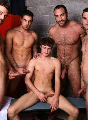 Horny Hunter Page,Jack King,Jimmy Johnson,Tommy Defendi,Spencer Reed,