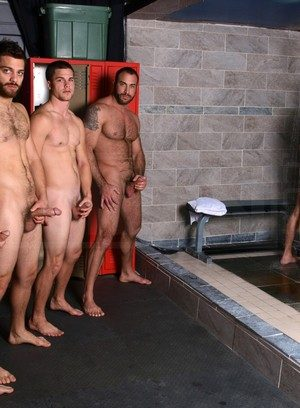 Sexy Dude Hunter Page,Spencer Reed,Tommy Defendi,Jimmy Johnson,Jack King,