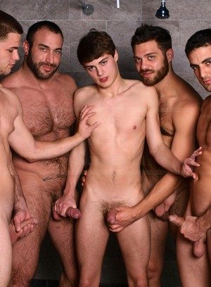 Cock Hungry Hunter Page,Jack King,Jimmy Johnson,Tommy Defendi,Spencer Reed,