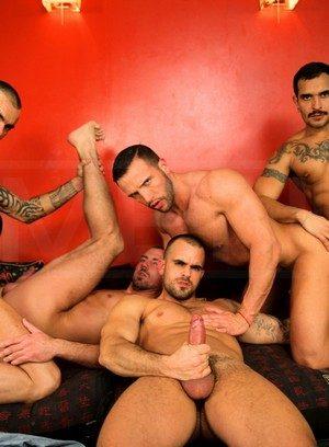 Hot Boy Donato Reyes,Marco Sessions,Lucio Saints,Issac Jones,Damien Crosse,