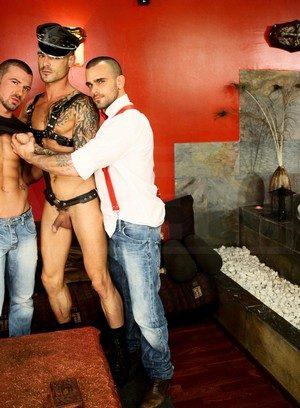 Sexy Dude Donato Reyes,Marco Sessions,Lucio Saints,Issac Jones,Damien Crosse,