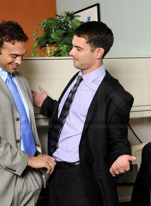 Cute Gay Donny Wright,Rocco Reed,