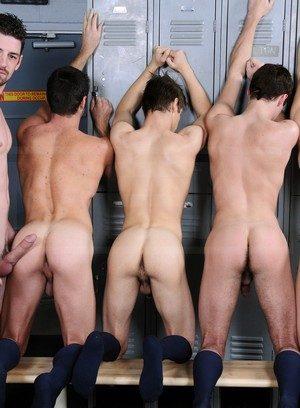 Hot Boy Hunter Page,Riley Banks,Mike De Marko,Andrew Stark,Johnny Rapid,