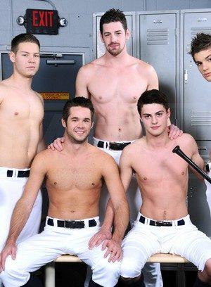 Wild Gay Hunter Page,Johnny Rapid,Andrew Stark,Mike De Marko,Riley Banks,