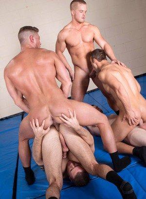 Horny Rocco Reed,Liam Magnuson,Johnny Ryder,Connor Kline,Andrew Stark,
