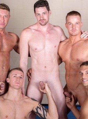 Hot Gay Rocco Reed,Liam Magnuson,Johnny Ryder,Connor Kline,Andrew Stark,