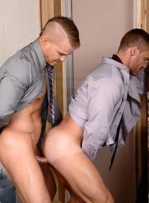 Naked Gay Liam Magnuson,Landon Conrad,