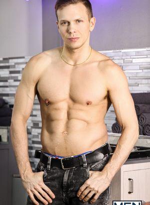 Sexy Guy Ethan Chase,Morgan Blake,