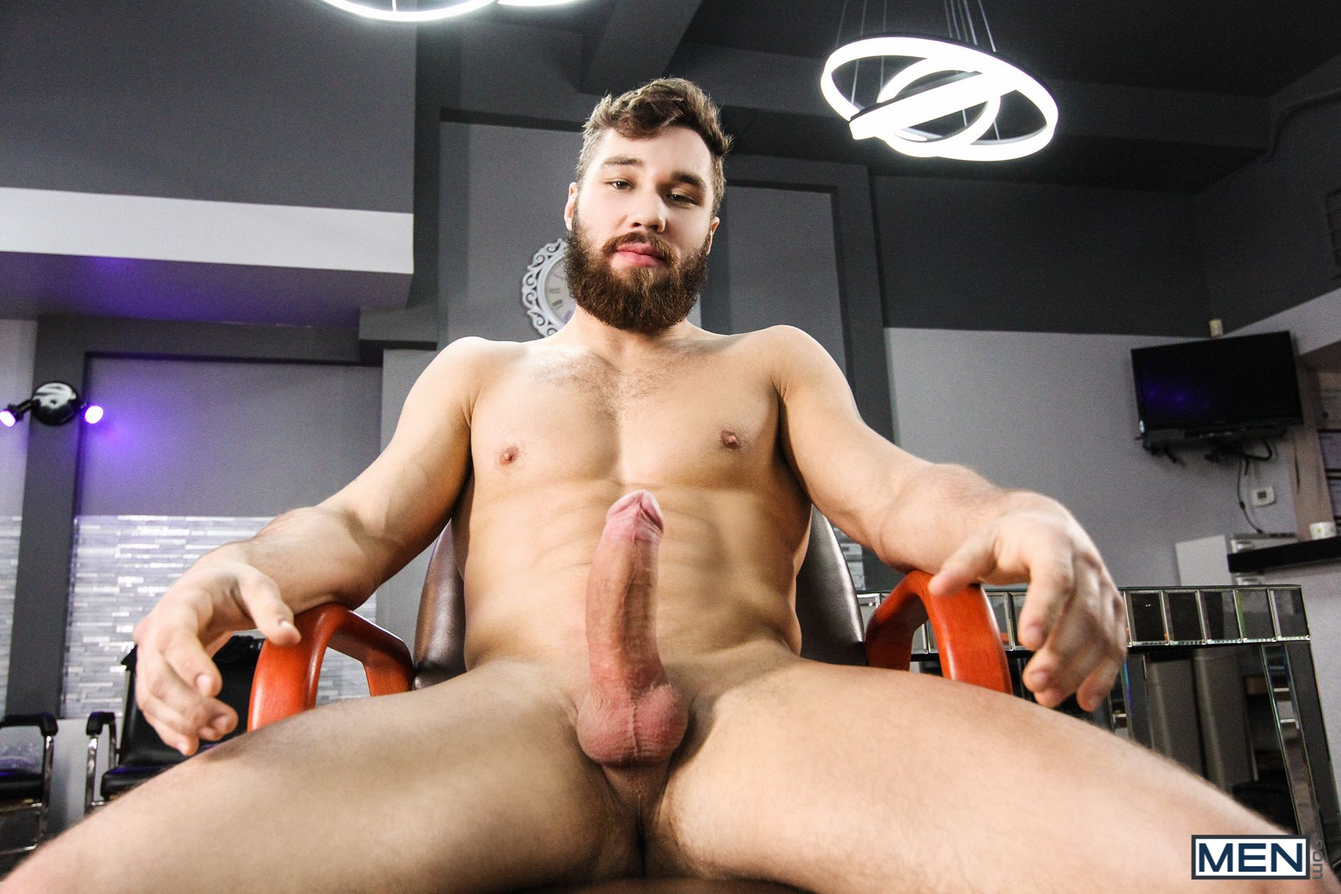 Crazy male pornstar kurt morgan in amazing blowjob, rimming gay xxx photo