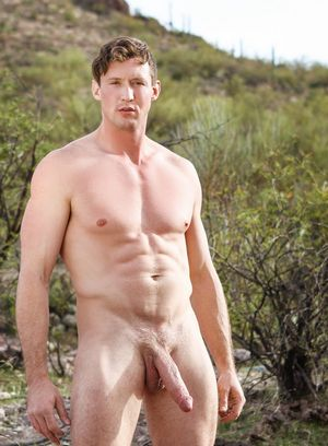 Handsome Guy Ryan Bones,Pierce Paris,